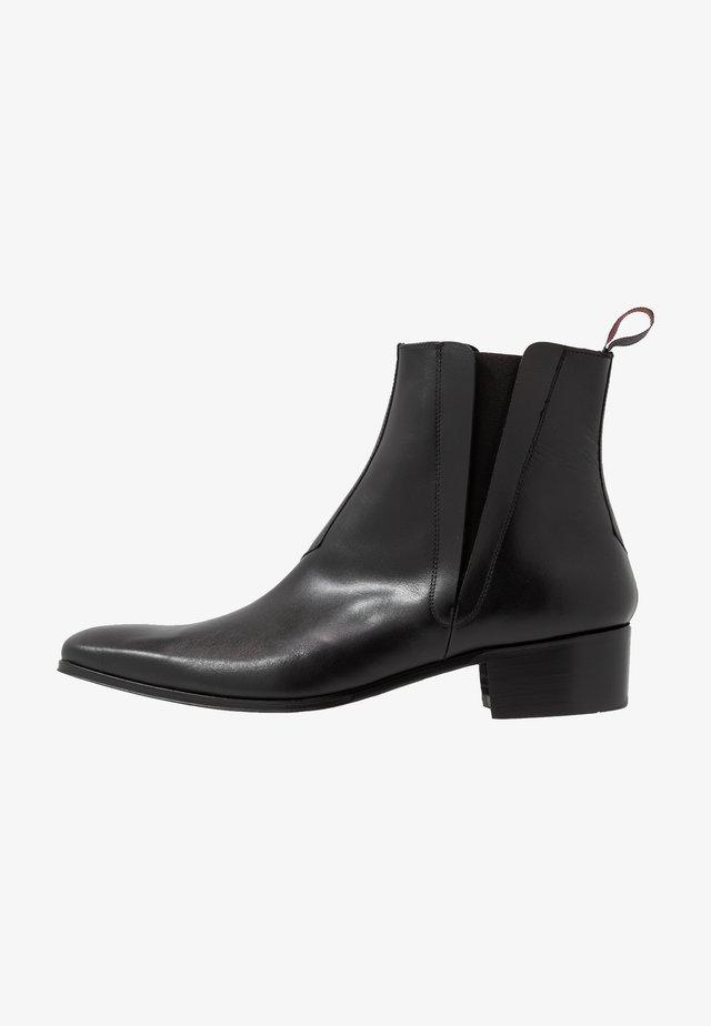 CARLITO CHELSEA - Cowboystøvletter - gaston black