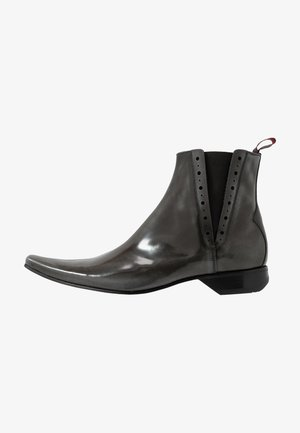 PINO CENTRE SEAM CHELSEA - Cowboy/biker ankle boot - college grey