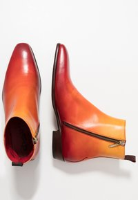 Jeffery West - CAPONE SINGLE ZIP BOOT - Classic ankle boots - toledo fire - 1