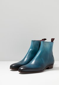 Jeffery West - CAPONE SINGLE ZIP BOOT - Classic ankle boots - toledo water - 2