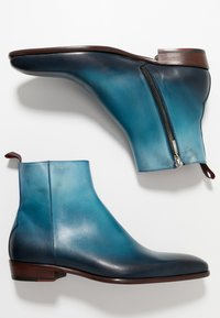 Jeffery West - CAPONE SINGLE ZIP BOOT - Classic ankle boots - toledo water - 1