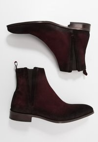 Jeffery West - CAPONE CUBAN CHELSEA - Classic ankle boots - burgundy - 1