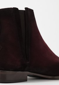 Jeffery West - CAPONE CUBAN CHELSEA - Classic ankle boots - burgundy - 5