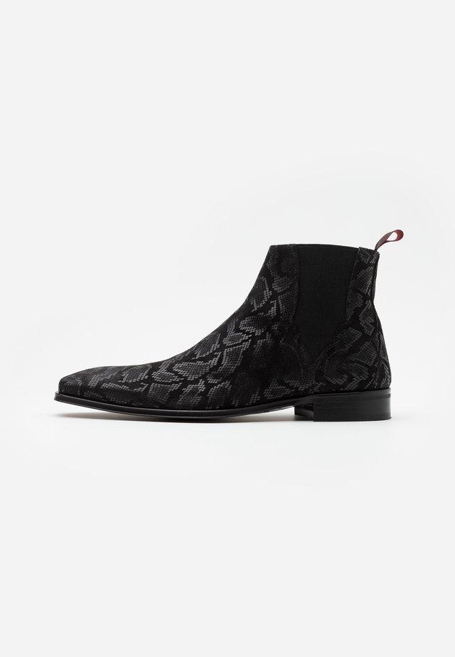 SCARFACE PLAIN CHELSEA - Classic ankle boots - black