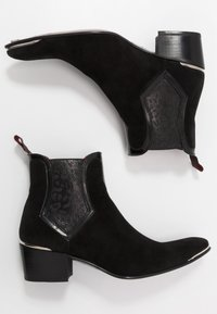 Jeffery West - SYLVIAN NEW CHELSEA - Classic ankle boots - black - 1
