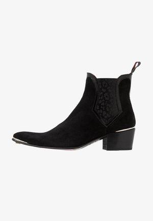 SYLVIAN NEW CHELSEA - Kotníkové boty - black