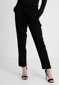 JDY - JDYDAKOTA - Pantalon classique - black - 0