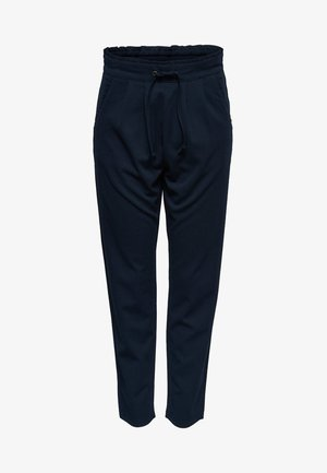 JDYCATIA PANTS - Tygbyxor - dark blue