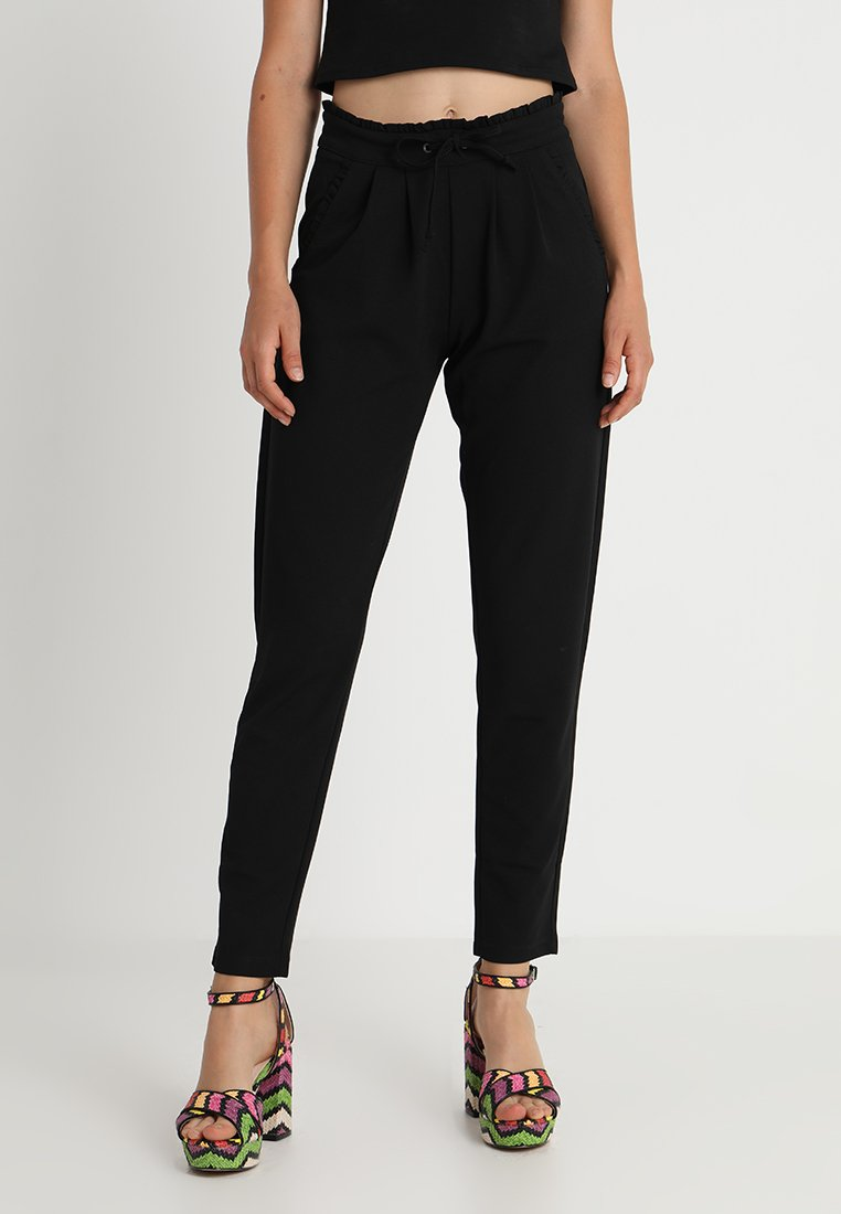 JDY - JDYCATIA  - Trousers - black