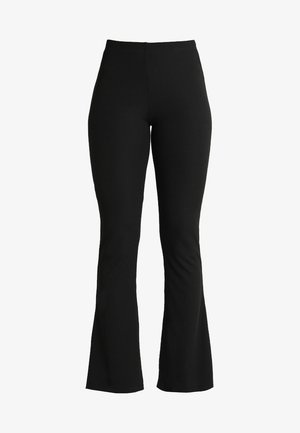JDYCIM FLARED PANT - Leggings - Hosen - black