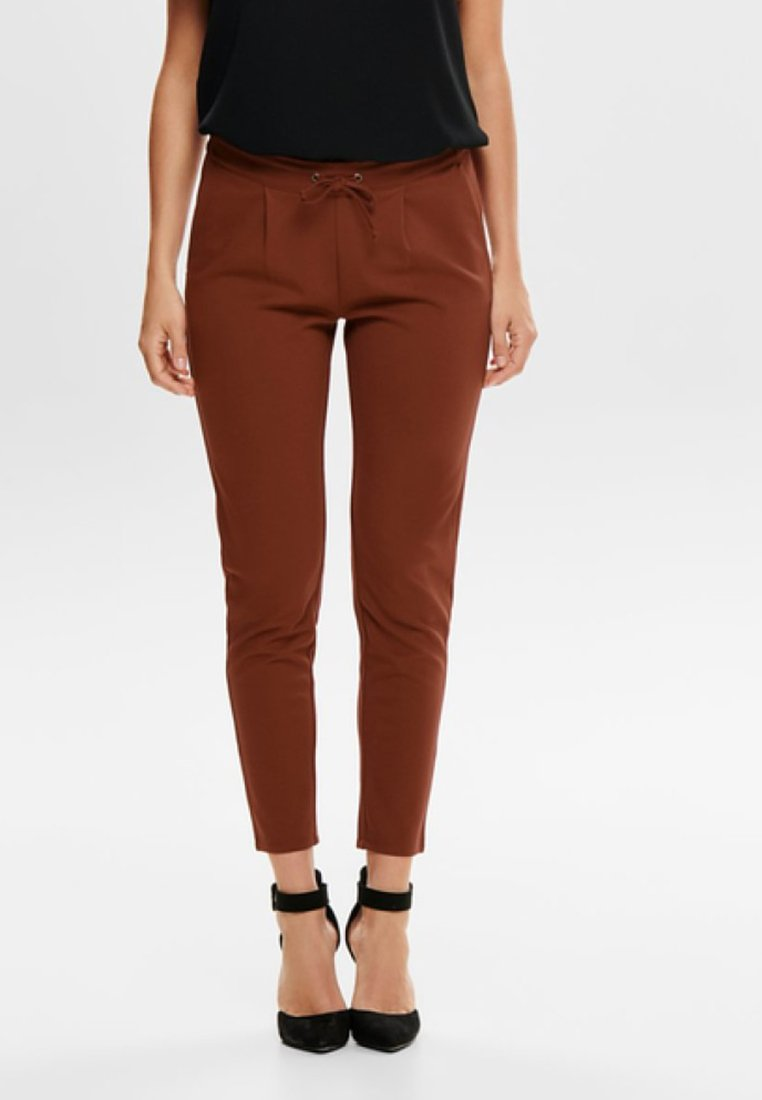 JDY - JDYPRETTY PANT JRS  - Pantalones deportivos - brown