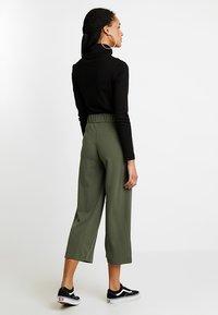 JDY - JRS NOOS - Pantalon classique - thyme - 2