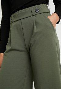 JDY - JRS NOOS - Pantalon classique - thyme - 4
