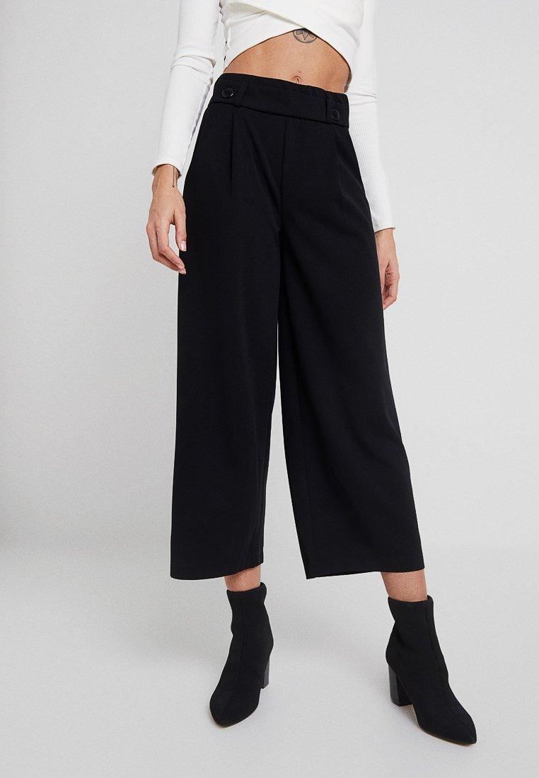 JDY - Pantalones - black