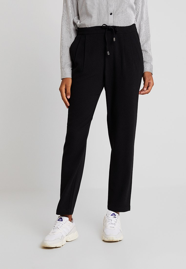 JDY - JDYISAK PANT - Pantaloni - black