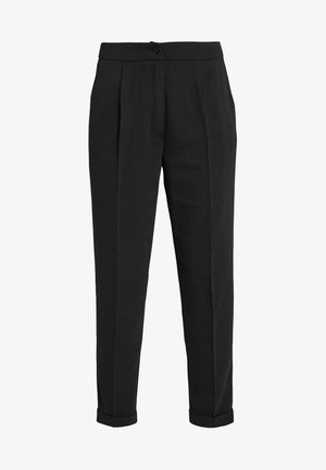 JDYISOLDE - Pantalon classique - black