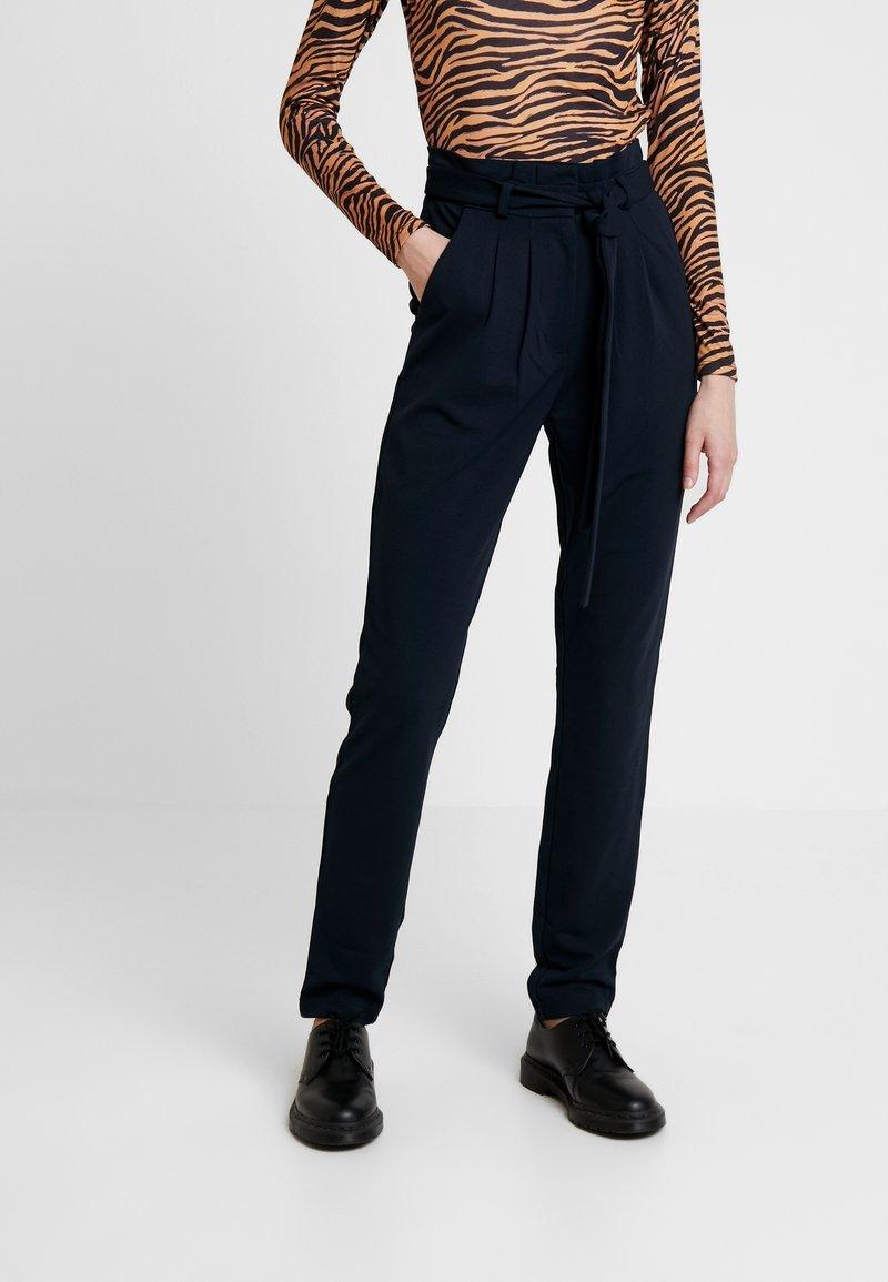 JDY - JDYTANJA PANT - Trousers - blue