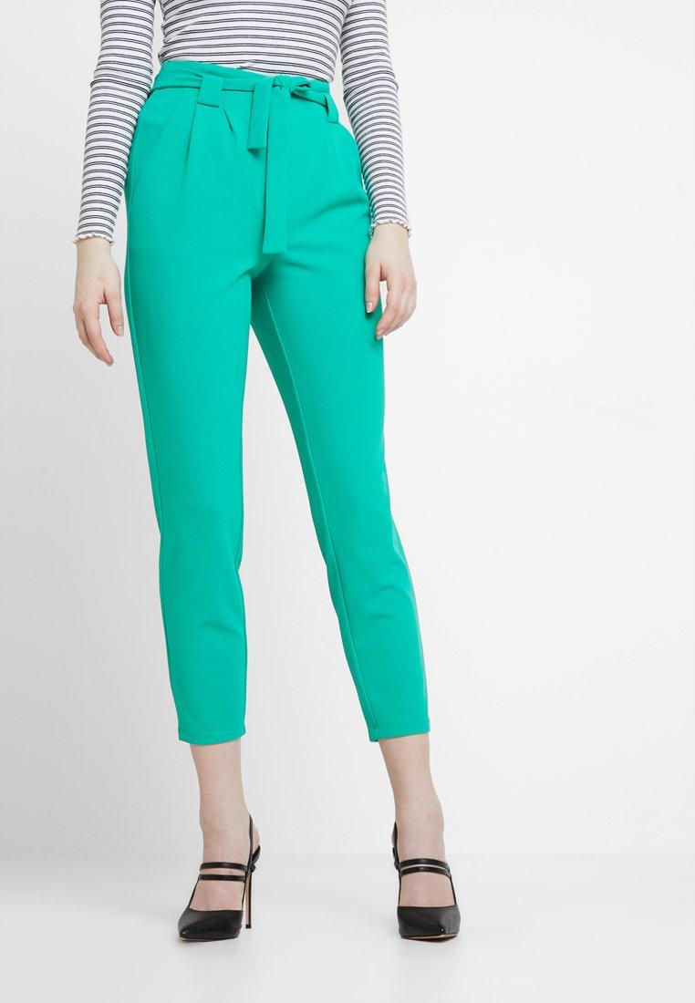 JDY - JDYNANCY PANT - Trousers - simply green