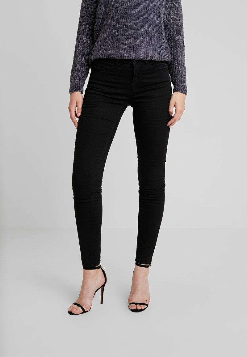 JDY - JDYFIVE - Jeans Skinny Fit - black