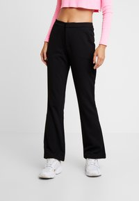 JDY - Spodnie materiałowe - black - 0