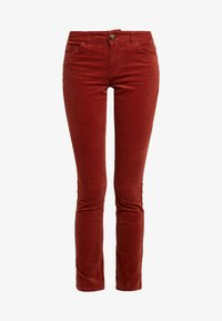 JDY - Trousers - light red - 5