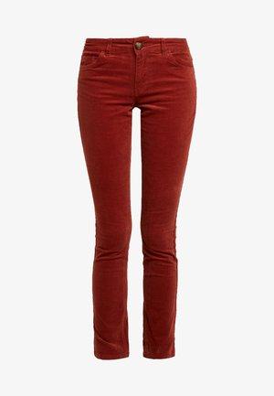 Kalhoty - light red