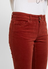 JDY - Trousers - light red - 4