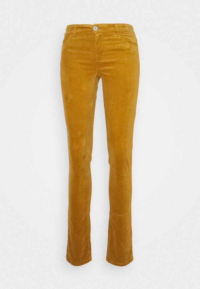 JDYERA - Kalhoty - golden brown