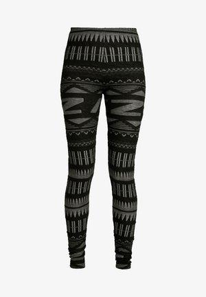 JDYFIKE - Leggings - Trousers - black