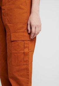 JDY - JDYCALLIE WORKER - Trousers - sugar almond - 5
