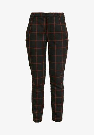 JDYTRIXIE PANT - Pantalones - black