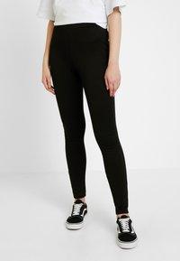 JDY - JDYKAREN - Leggings - Trousers - black - 0