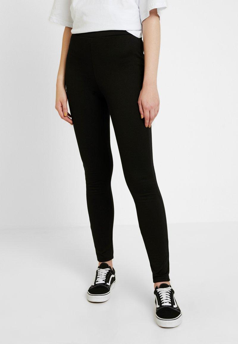 JDY - JDYKAREN - Leggings - Trousers - black