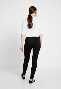 JDY - JDYKAREN - Leggings - Trousers - black - 2
