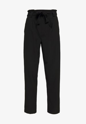 JDYDAKOTA BELT PANT  - Bukse - black