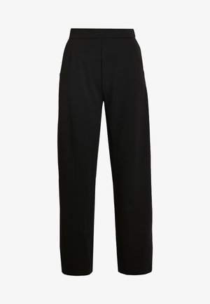 JDYALBERTE CATIA PANT - Verryttelyhousut - black
