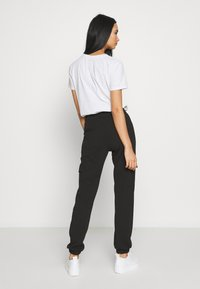 JDY - JDYLUCILLE PANT  - Trousers - black - 2