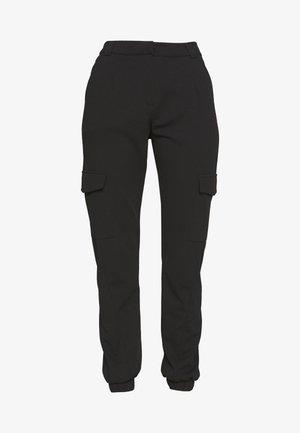 JDYLUCILLE PANT  - Bukser - black