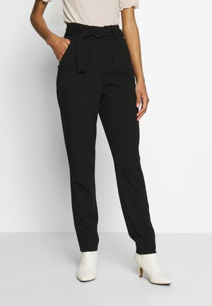 JDYTANJA CATIA RING PANT  - Trousers - black