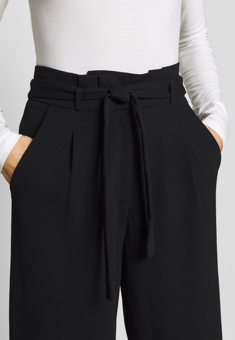 JDY JDYTANJA CULOTTE PANT - Bukse - black