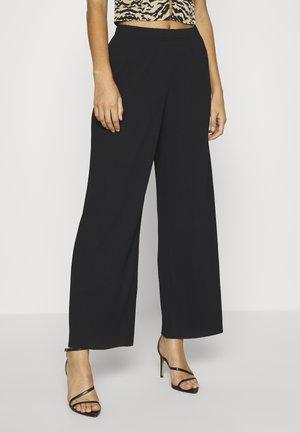 JDYMATUNNA PANT - Pantalones - black