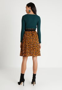 JDY - JDYBASE MILO SKIRT - A-line skirt - golden brown - 2