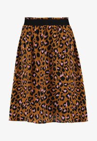 JDY - JDYBASE MILO SKIRT - A-line skirt - golden brown - 3