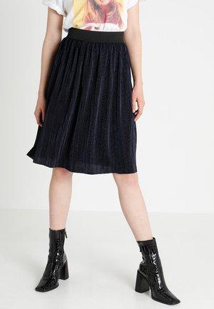 JDYNETHE - A-line skirt - sky captain/black