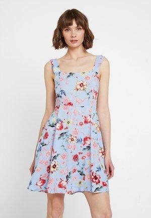 JDYSTAR - Denní šaty - blue/orange