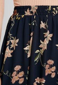 JDY - A-line skirt - navy blazer - 4