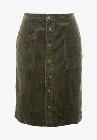 JDY - A-snit nederdel/ A-formede nederdele - grape leaf - 3