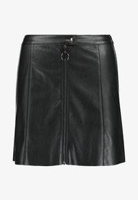 JDY - Minifalda - black - 4