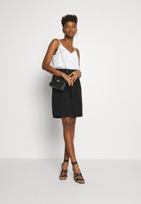 JDY - JDYTANJA PLEATED SKIRT - A-line skirt - black - 1