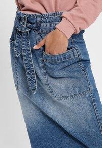 JDY - Denim skirt - medium blue denim - 3